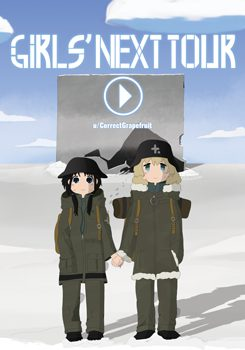 Girls' Next Tour (Girls' Last Tour Fan-Sequel)