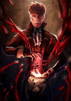 The Bloodiest Mage. (LITRPG)